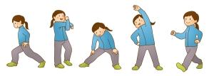 変形性膝関節症 体操