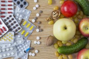 サプリメント、アレルギー、食品