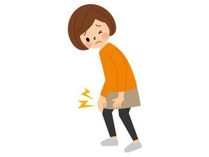 ひざ関節の動き、悪くなっていませんか?