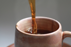 膝関節 カフェイン