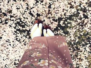 日本人 歩き方